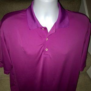 Peter Millar *summer comfort* golf polo shirt - M